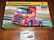 LKW Truck Volvo FH16 GLOBETROTTER XL in 1:24 Italeri 3821 Neu