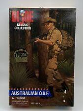 "GI Joe Australian ODF Classic Collection 12"" Action Figure Rare Covered Face"
