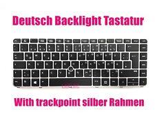 Deutsch Backlight Tastatur für HP 745 G3/745 G4/840 G3/848 G3/840 G4/848 G4