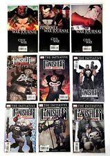 Punisher War Journal #1, 2, 3, 4, 6, 7, 8, 9, 11  (2006, Marvel) NM