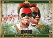Conquest The French And Indian War  - BRAND NEW