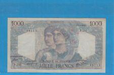 1 000 Francs Minerve et Hercule du 17-1-1946    P.192