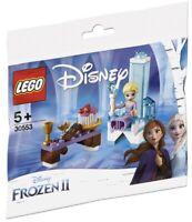 LEGO Disney 30553 Frozen 2 ELSA'S WINTER THRONE - BNIP - NEW & Sealed