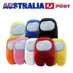 Among Us Kids Plush Soft Stuffed Toy Doll Game Figure Plushie Gift 10/20cm AU