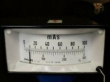 Phillips X-Ray Calibration mAs Meter 0 - 300 mAs with Case