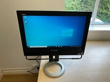 Lenovo ThinkCentre M71z All-in-one PC Intel I3 3.1GHz 4GB RAM 250GB WINDOWS 10!