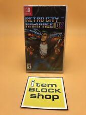 Retro City Rampage DX - Nintendo Switch - Brand New/Sealed! READ DESCRIPTION!!