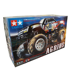 Tamiya 1:10 TXT2 Agrios 4x4 Monster Truck EP 4WD RC Cars Off Road #58549