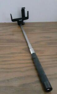 "Tzumi Selfie Stick Monopod extends 12"" to 39"" Universal"