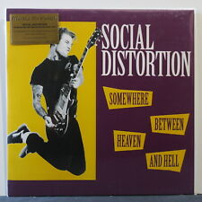 SOCIAL DISTORTION 'Somewhere Between Heaven' Ltd. Edition 180g PURPLE Vinyl LP