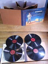 "78 ALBUM 1950s 4/4 Records 12"" Allan Jones ""Night and Day"" Cole Porter Show Hits"