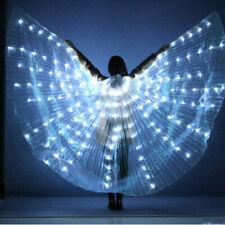 Ägyptische Flügel LED Isis Flügel Bauchtanz Club Licht Show Kostüm Einstellbar