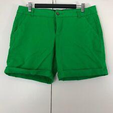 BOYFRIEND Target Size 14 Womens Green Summer Shorts