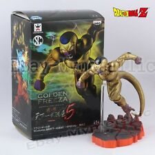 DragonBall Dragon Ball SCultures BIG Golden Freeza Frieza 14cm PVC Figure WB