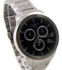 Tissot T-Sport Collection T069.417.44.041.00 Herren Chronograph Uhr Titanium NEU