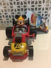 Disney Mickey & Roadster Racers Mickey Mouse Wind Up Car