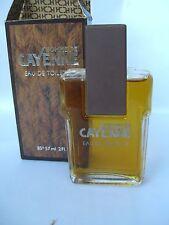 OUTLET L'HOMME DE CAYENNE E.D.Toilette 57 ml  ORIGINAL VINTAGE