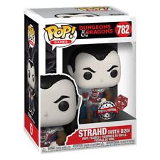 Funko Pop Vinyl Dungeons and Dragons Strahd With Dice #782 Protector