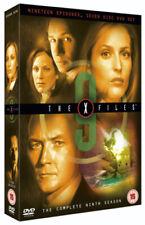 The X Files: Season 9 DVD (2005) Gillian Anderson, Manners (DIR) cert 15