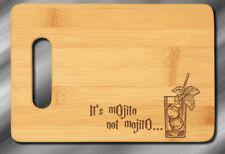Harry Potter Custom Bamboo Cutting Board Mojito - Fast Shipping
