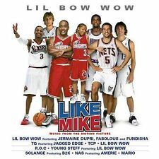 Like Mike Music from the Motion Picture (2002, Sony) Lil Bow Wow