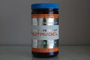 New Life Spectrum Nutri Gel 400g Tub An All Purpose Enhancing Gel For all Fish