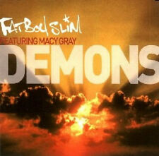 FATBOY SLIM feat. Macy Gray  - DEMONS CD SINGLE NUOVO