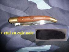 Couteau LAGUIOLE BURRO BOURROU  Série limitée Rare PERPIGNAN CATALAN catalogne