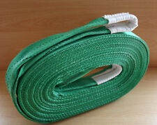 4x4 RECOVERY WINCH/TOWING STRAP 10M TREE STROP 14 TON