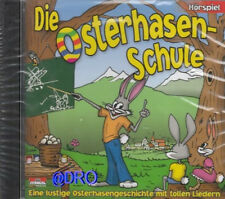 Easter + CD + The Easter Bunny School + Radio Play Children + Story and Songs +