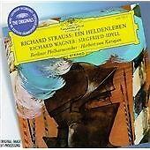 HERBERT VON/BP KARAJAN - EIN HELDENLEBEN/SIEGFRIED-IDYLL  CD NEW