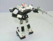 Transformers Masterpiece MP-17 PROWL Autobot Highway Patrol Police Car Figure