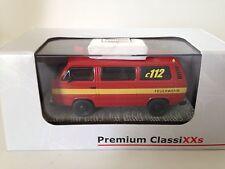 PREMIUM CLASSIXXS 1/43 - 11454 VOLKSWAGEN T3A BUS FEUERWEHR NUOVO