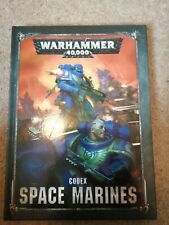 Warhammer 40K Codex Space Marine 2 8th edition