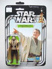 De colección Guerra de las galaxias tío Owen personalizado en Nueva Esperanza estilo MOC