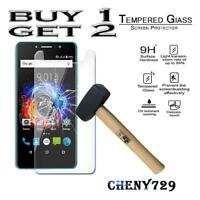 For XGODY X1s 5.5 Inch - 100% Genuine Tempered Glass Film Screen Protector Cover