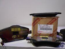 2011-2014 Jap Version Totota Corolla Altis Auris Front & Rear Oem  Brake Pads