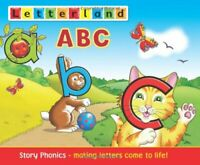 ABC (Letterland Picture Books) by Wendon, Lyn 1862092222 The Fast Free Shipping