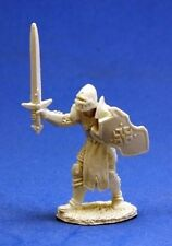 Reaper Bones 77008 Garrik The Bold Male Human Warrior