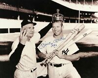 MLB NY Yankees Mickey Mantle 8x10 Signed Autographed Glossy Photo - REPRINT