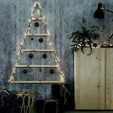 "IKEA VINTER 2020 Wall decoration, Christmas tree pine/black 44x 29 ½"" SOLID WOOD"