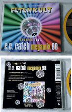 C. C. CATCH Fetenkult präsentiert: Krayzee Feat. C. C. Catch Megamix Maxi CD TOP