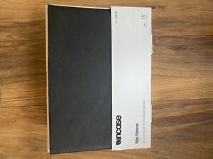 Incase ICON Slip Sleeve for 15-Inch MacBook Pro - DARK GREY