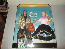 Mattel 1996 Barbie Loves Elvis  NIB