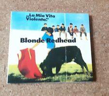Blonde Redhead - La Mia Vita Violenta! 1995 SLR#018 Digipak