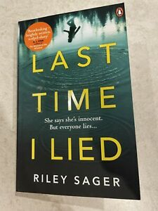 Last Time I Lied: Riley Sager