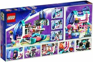 LEGO Movie Pop-Up Party Bus 70828 1024 Piece NEW Retired Product