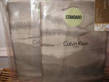 2 Calvin Klein TANZANIA King Shams NIP $230