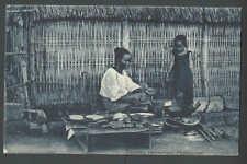 1911 PPC* Ilo Ilo Philippines A Country Restaurant