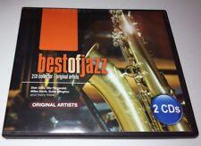Best Of Jazz 2 CD Compilation Album Collector Original Artists 27 Songs